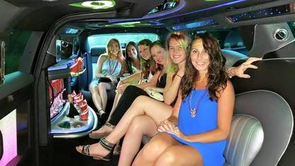 Limos in Daytona Ladies Night Out