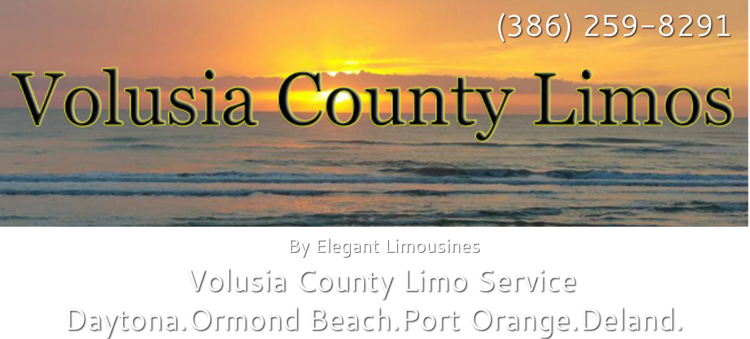 Limo Rentals and Limousine Services in Daytona Beach